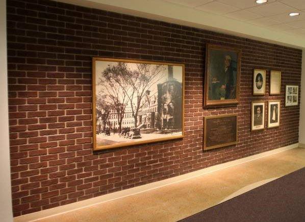 Decorative hot selling bricks wall bricks artificial - Interior brick wall panels ...