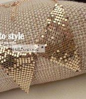 Женские воротнички и галстуки 2012 New Fashion false collar necklace SMG-12