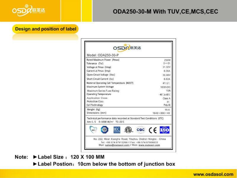 price per watt pv solar panel