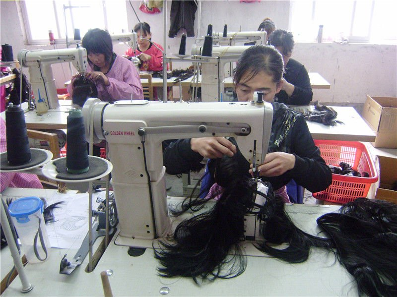 lace wig making machine