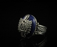 Кольцо In stock Salvatore Damon D crest ring christmas big sale vampire diaries