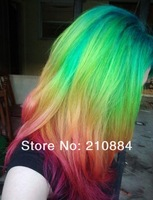 FREESHIPPING Top Quality 24 Colors Optional Temporary Hair Color Pastel Hair Chalk 12PCS/Set Mix Order