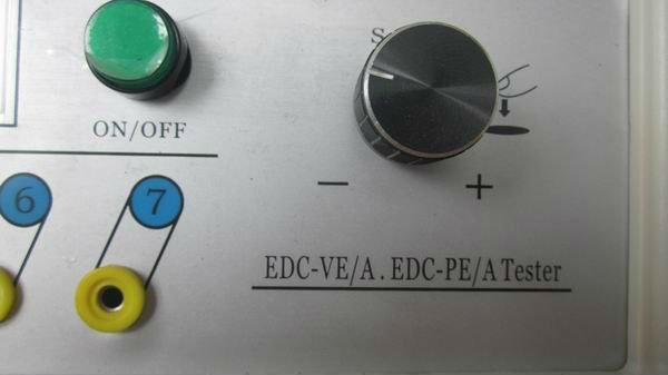 Bomba de combustível VP37 Tester ( ajuste de Bosch vp37, Zexel COVEC-F de distribuição de controle elétrico bomba )