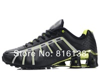 Мужские кроссовки 2012-2013 Famous Turbo3 Men's Running shoes Air Athletic Shoes Trainers Shoes shox shoes