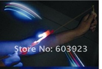 Wholesale  Arrows BIG SIZE+free shipping +Christmas gift Newest Toy LED helicopter Amazing Flying umbrella flier