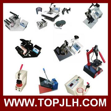 2015 novos produtos 8 1 na máquina do sublimation