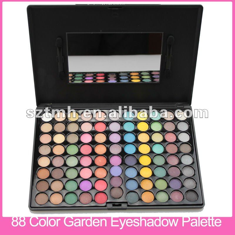 Professional 88 Color Metal Eyeshadow Palette
