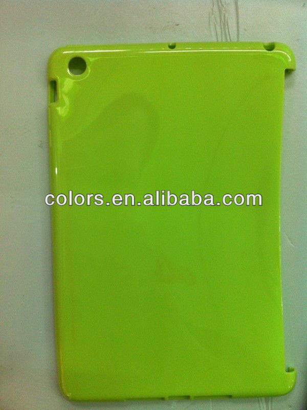 "Blue Smart Cover Companion Slim TPU Back Cover Case For iPad Mini 7.9"" Tablet"