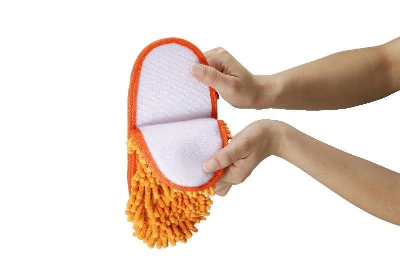 Microfiber Mop Slippers Microfiber Cleaning Slippers