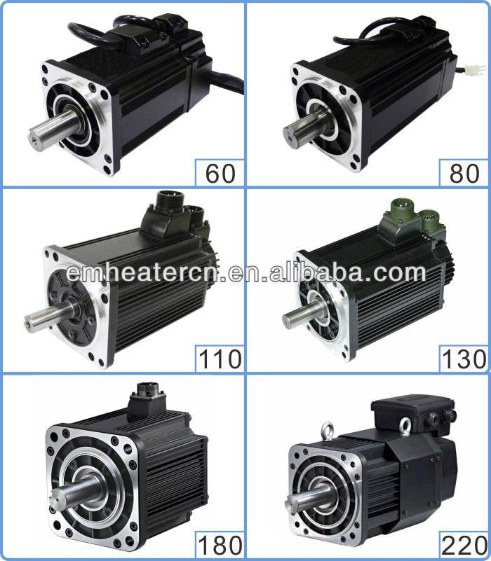 servo motor high torque low rpm 1.57KW