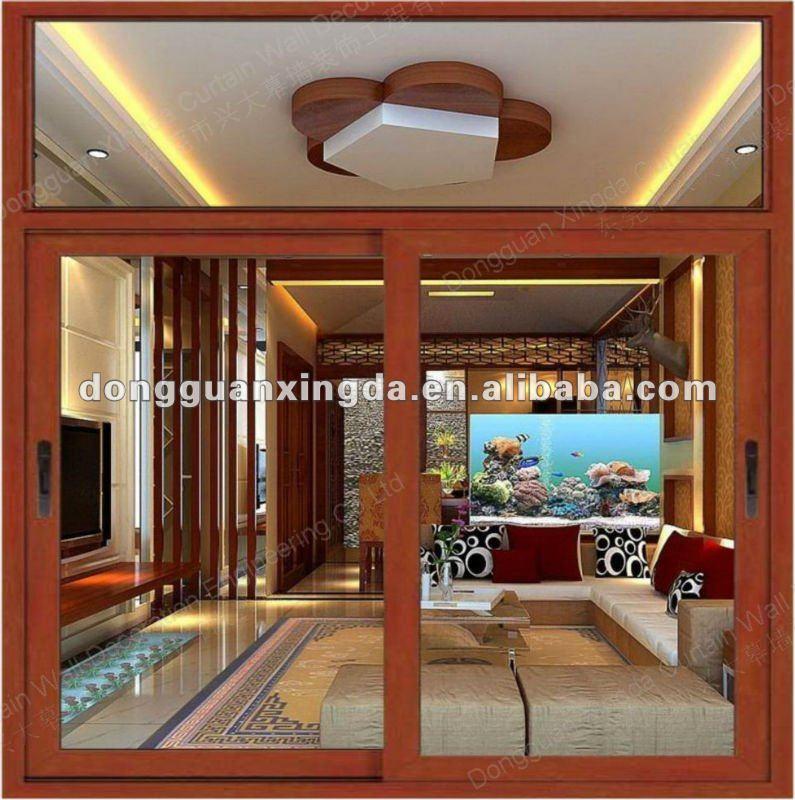 Puertas Correderas De Cristal Y Madera. Simple Cocina Y Office ...