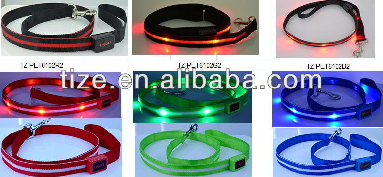 Dog Collar and Leashes TZ-PET6100