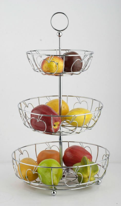 fruits basket 3 tier fruit basket