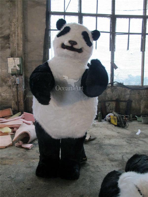 Panda Costume For Sale Hot Sale!adult Animal Costume