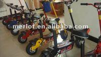Электрический скутер ! CE 1000W 36V 12AH Ml-36V 1000W