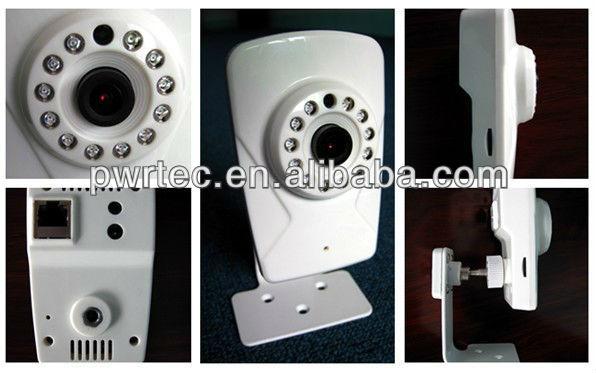 1,3 mega più piccolo telecamera ip di alta qualità e prezzo basso