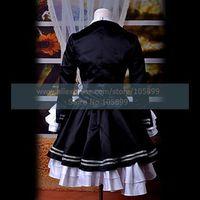 Женский маскарадный костюм Cosplay Hatsune Miku