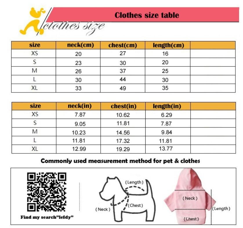 Одежда для собак Lefdy , 26.2.101
