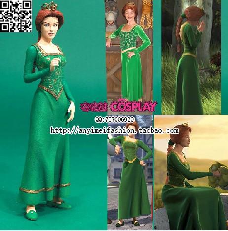 Princess Fiona Wedding Dress images