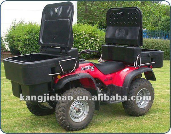 Roto Molded Atv Cargo Box