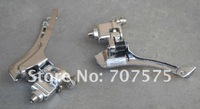 Microshift FD-R729 straight hang Road 2 reel front derailleur 9-speed / bicycle front derailleur / cycling deraillier