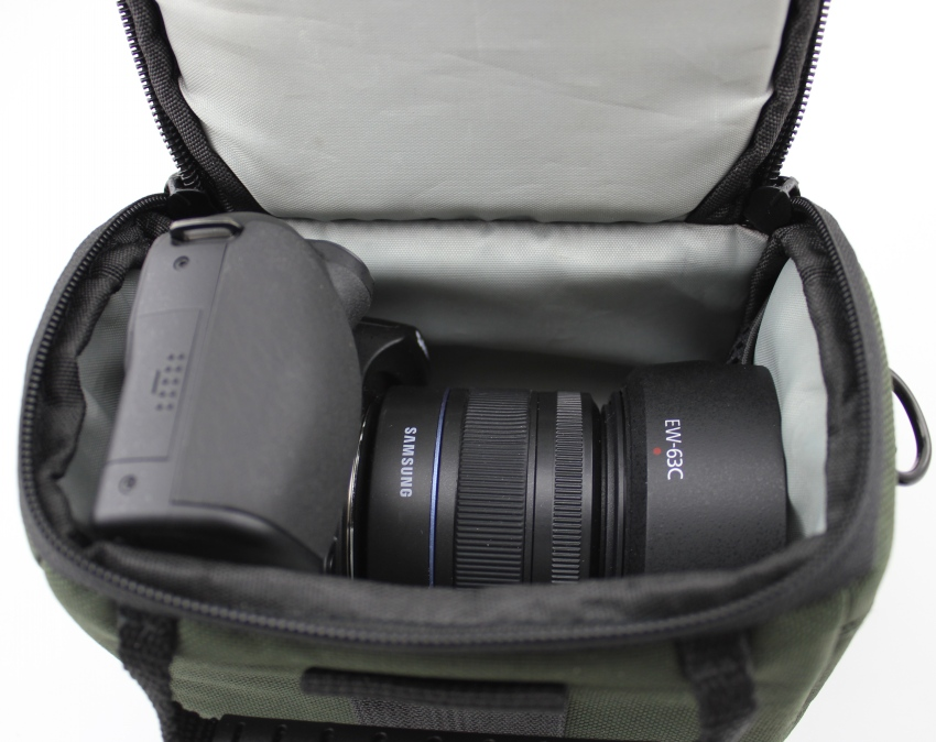 Custom professional digital OEM photo camera bag