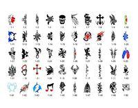 Трафарет для татуировок NO BRAND 1 PH-SB001