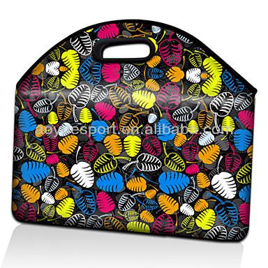 Newest design neoprene laptop case , laptop sleeve (factory)