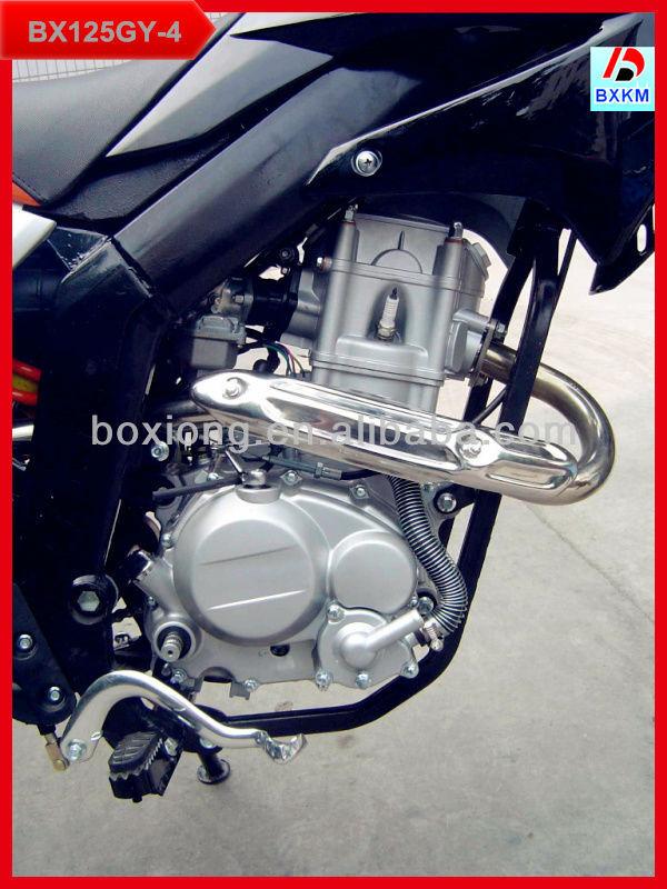 CHEAP GAS DIRT BIKE FOR KIDS FOR SALE /BX125GY-4 MINI MOTO