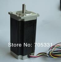 Лучший продавайте! ЧПУ Цзинбо nema 23 шаговых двигателя j57hb115-03 286oz в 115 мм 3А ce rohs iso 3d принтер робот пены пластик металл