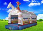 Circus bouncer, with repair kit, wholesale&retail, factory low price, bester material,hot in winter
