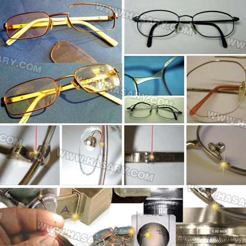 Titanium Eyeglass Frames Laser Welding Machine