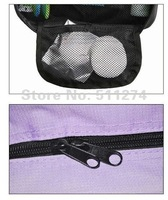 waterproof big capacity toilet kit / travelling wash bag, hanging toiletry kit