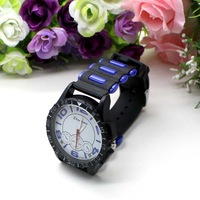 Наручные часы 2013 Hot sale New Fashion wristwatches Silicone watch jelly watch 4colors unisex quartz watch