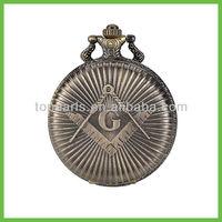 Карманные часы на цепочкеmasonry masonic antique quartz pocket watch LPW282