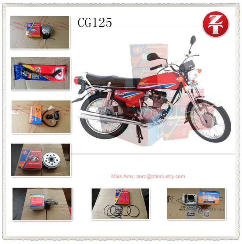 Whosale CG125 motorcycle parts