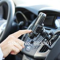 Держатель для мобильных телефонов Car air vent mount holder, cell phone holder on car air vent, mobile phone mount on car air vent, retail packing