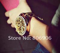 Наручные часы 2012 hot sale Fashion WOMAN watch Big face girl women 2504 quartz-analog watches retail and