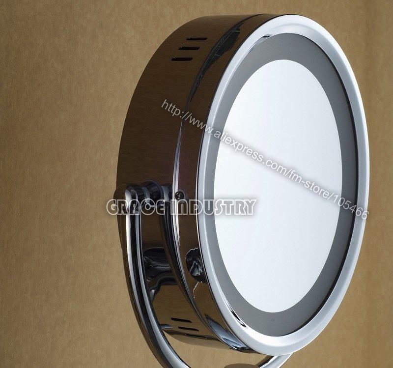 Espejo del ba o compone el espejo espejo de tocador - Espejos de tocador con luz ...
