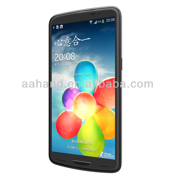 Original iNEW i6000 6.5 inch screen MTK6589T 1.5GHz Quad core 16G 1G Support 32G TF Android 4.2 Smart cell phone