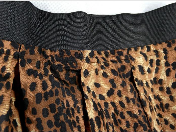Леопардовая Юбка С Доставкой