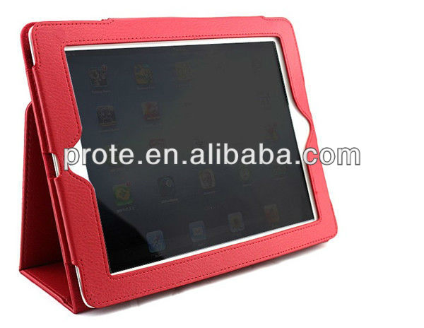 Protective Folio Leather Case for ipad mini