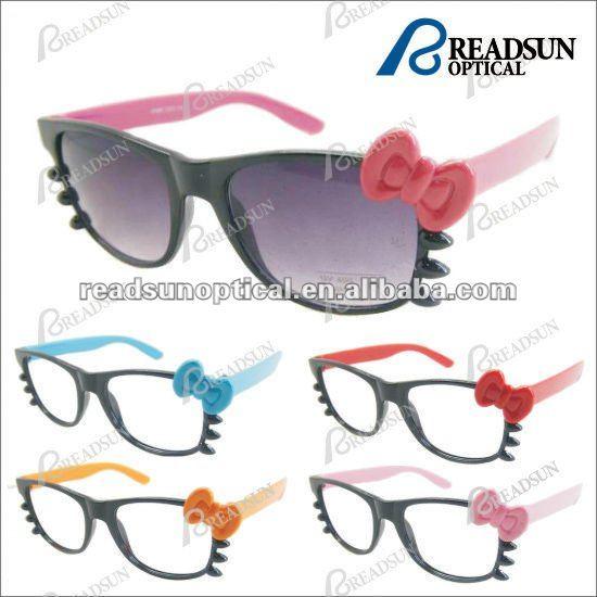 2015 Hot venta Fahion Hello Kitty gafas de sol de promoción ...