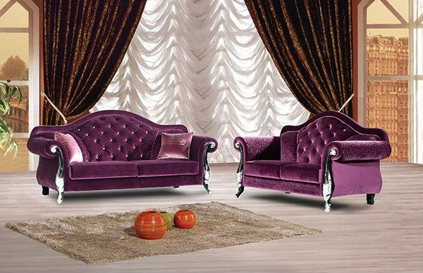classical fabric sofa B201