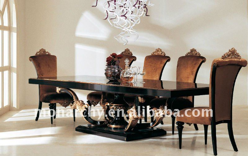 Table de salle manger design italienne for Table de salle a manger flamant