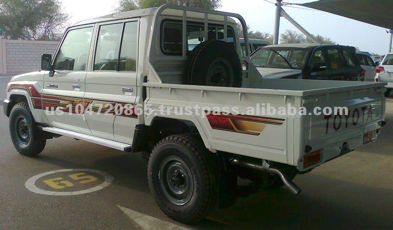 TOYOTA Land Cruiser HZJ79 Double Cabin Pickup 4WD Diesel 2014