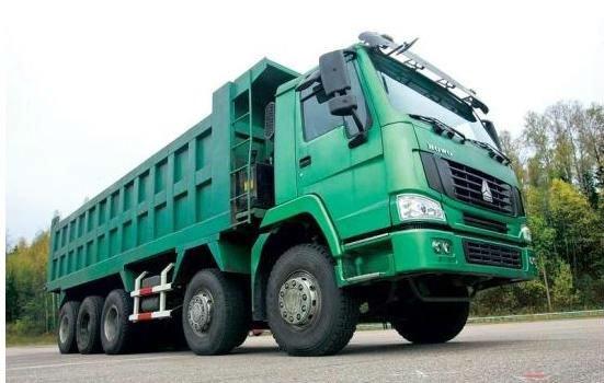 10*6 Sinotruk Howo Dump Truck