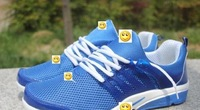 Мужские кроссовки Men's shoes extra large nets shoes leisure sports shoes