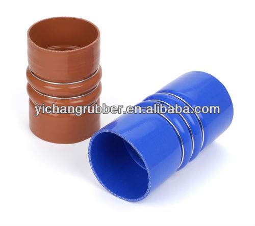 High performance automotive radiator silicone rubber hose