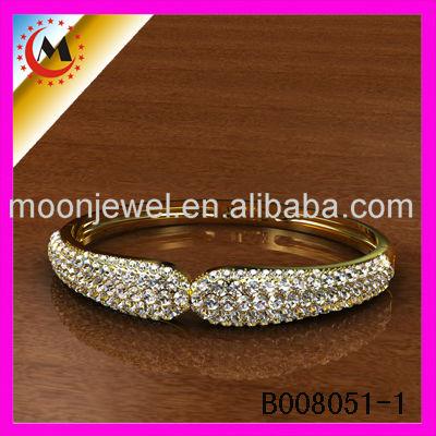 Shiny 24k Gold Bangles Designs For Girls 2013